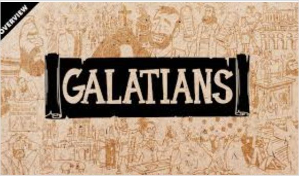 A study through the Book of Galatians